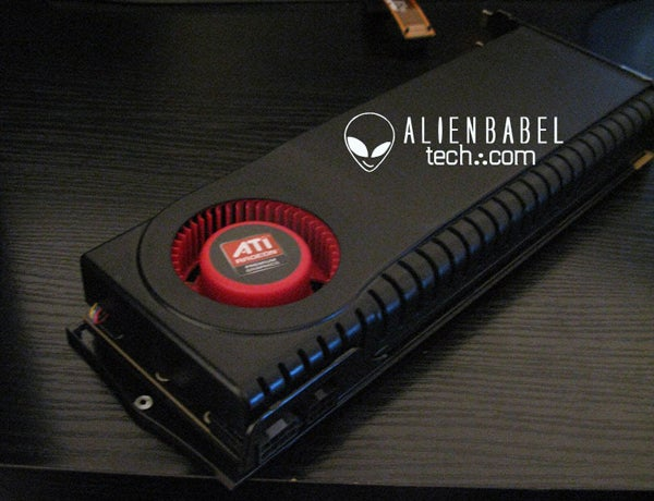 The ATI Dual-GPU Radeon HD 5970 Is Posing