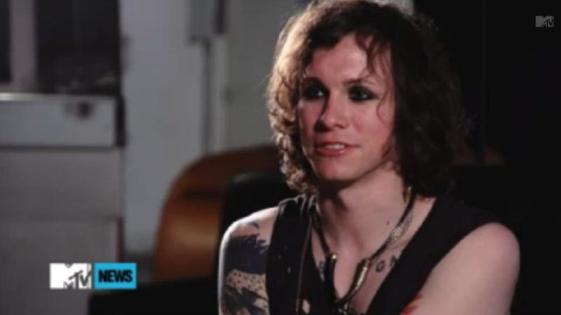 Transgendered Against Me! Singer Laura Jane Grace Wanted To Be Mia Farrow In Rosemary's Baby