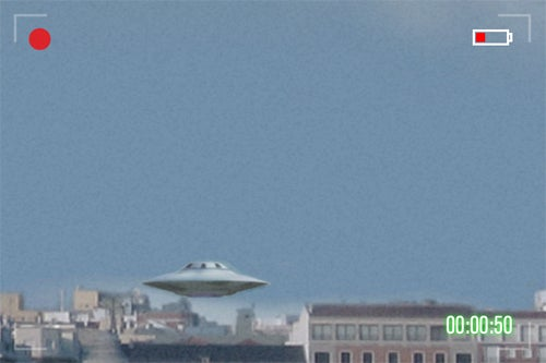 Find Out How Good You'd Be at Filming a UFO Fly By