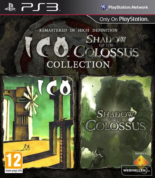 Team Ico Collection's Box Art Looks A Damn Shame [Update]