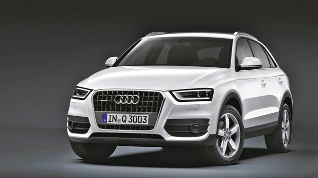 The Audi Q3 is yet another crossover