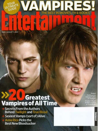 Entertainment Weekly: Still Endangered
