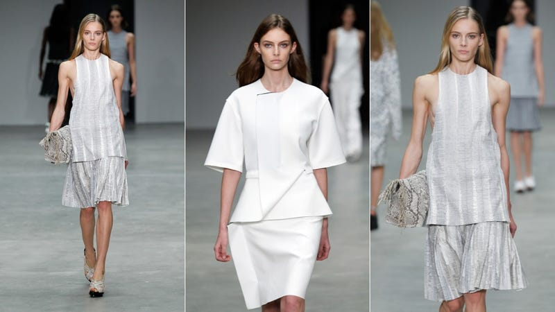 Calvin Klein, for the Modern Architectural Enthusiast in You
