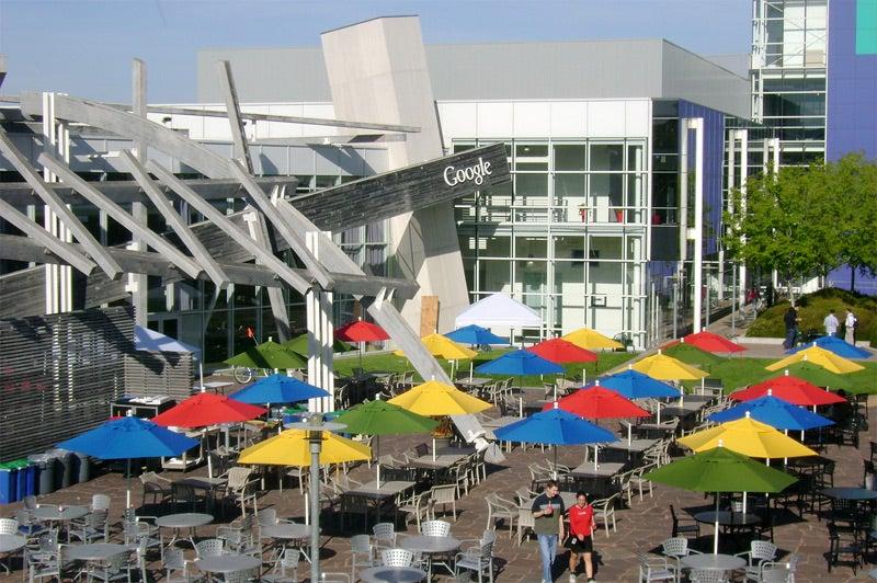 Google Is Assembling a City