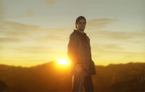 Alan Wake To Appear At TGS For Sure (Maybe)