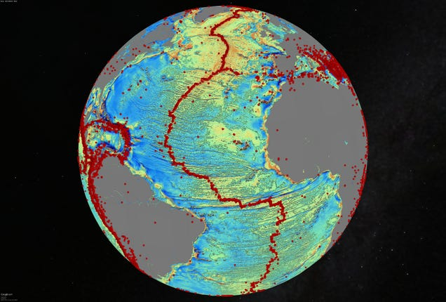 Explore the world 39 s most detailed map of the seafloor for 10 facts about sea floor spreading