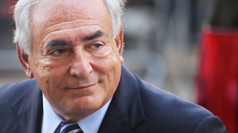 Maid's Lawsuit Against Internationally Renowned Perv Dominique Strauss-Kahn Will Proceed