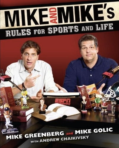 """New Mike And Mike Book """"Enthralling,"""" """"Humanizes A Downtrodden, Long-Suffering People,"""" Per Amazon"""