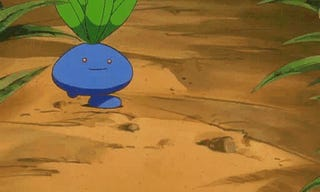 Let's look at Oddish! Pokemon One a Day!