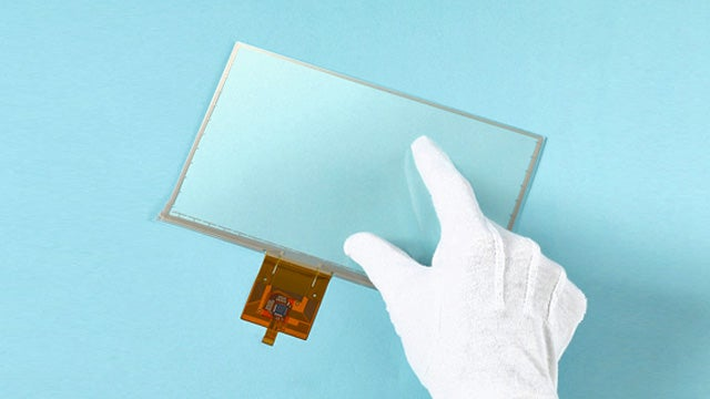 New Capacitive Touchscreens Recognize Your Gloved Fingers