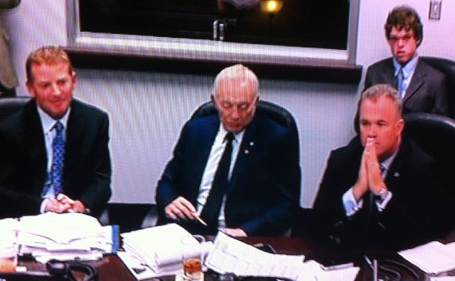 "This Is Exactly What You'd Expect Jerry Jones's ""War Room"" To Look Like, Isn't It?"