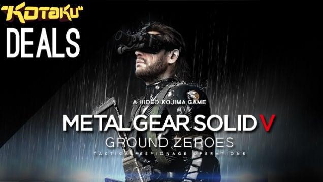 Metal Gear: Ground Zeroes, 2DS, Logitech G930, Tales of Xillia 2 CE