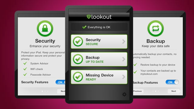 Lookout Enhances iPhone and iPad Security with Wi-Fi Check, Remote Management, and More