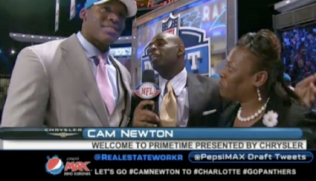 Deion Sanders May Have Found A New Football-Playing Host Upon Which He Can Attach