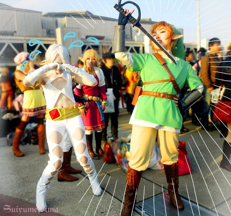 All This Week's Cosplay Needs is a Little Faith (and Halo, and Zelda, and...He-Man)