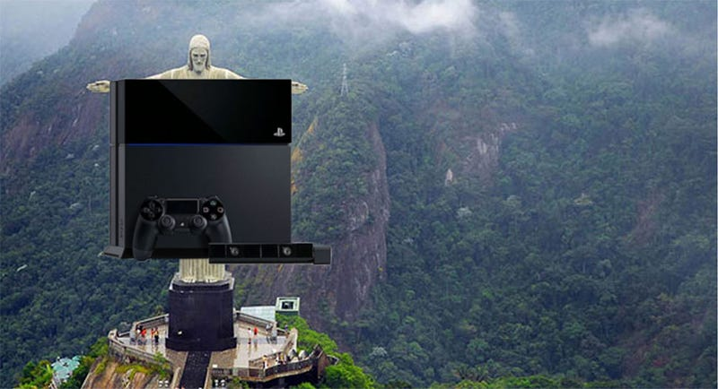PlayStation 4 Will Cost $1,850 in Brazil