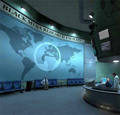 Half Life Remake Black Mesa Tantalizingly Previewed