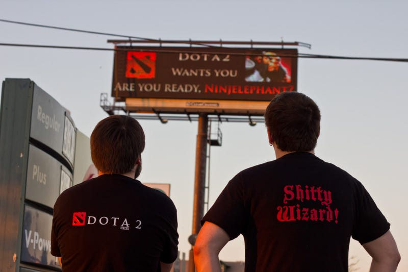 This Guy is Hellbent on Getting a DotA 2 Beta Key