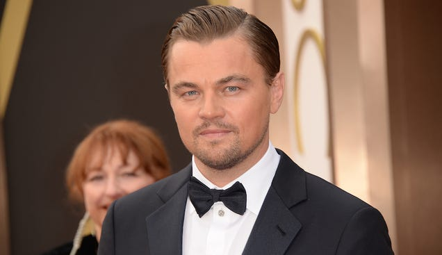 Report: Leonardo DiCaprio Has Given up Pasta--and He Loves Pasta