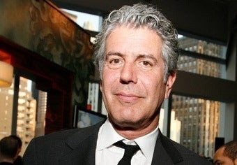 Anthony Bourdain Has No Reservations About Not Paying Authors for Their Work