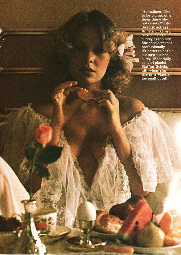 "'Cosmopolitan' Celebrates ""Plump"" Women, 'Playboy' Style"