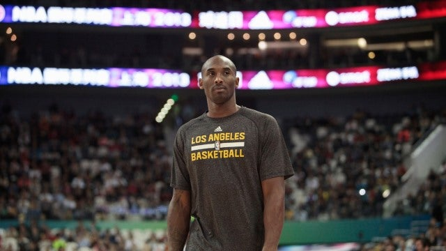Kobe Bryant Won't Apologize For His Contract, And He Shouldn't