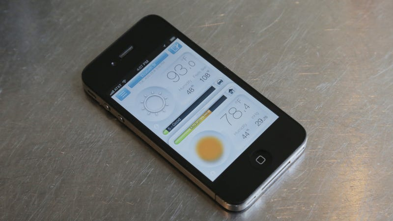 Netatmo Urban Weather Station Review: What the Hell Is the Point of This Thing?