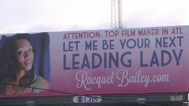 New Jersey Woman Spends All Her Money on Billboard Asking Tyler Perry for Acting Gig