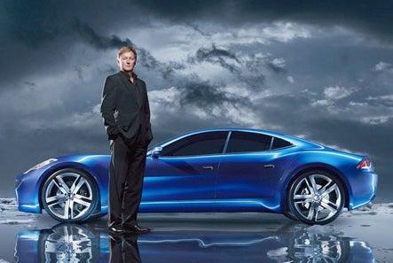 Detroit Auto Show: Fisker Karma Luxury Hybrid