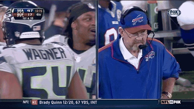 Danny Amendola Spikes Football Into Poor Geezer's Face: Your Sunday NFL GIF Roundup [Updated]