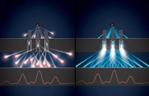 Quantum mechanics withstands twist on legendary experiment