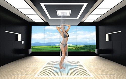This Bathroom Concept Is Probably A Transformer In Disguise