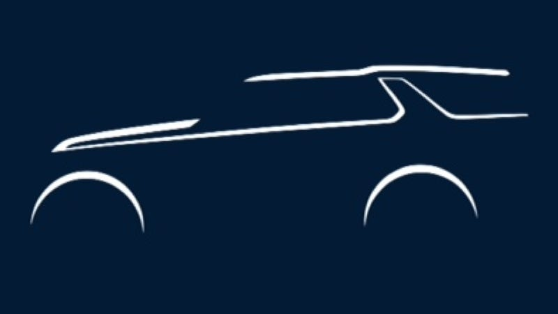Next Land Rover Discovery Teased At Geneva Motor Show
