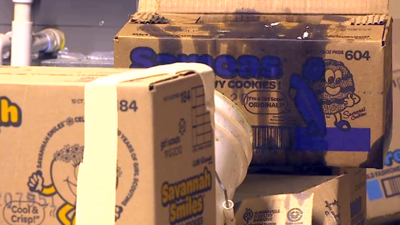 Vandals Destroy $2500 Worth of Girl Scout Cookies, Teach Little Girls Not to Be All High and Mighty