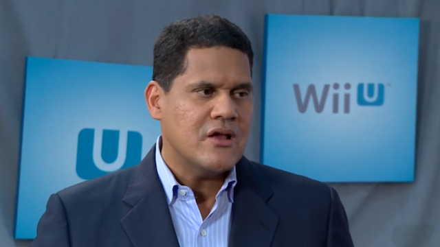 Nintendo's Reggie Fils-Aime Jousts With Geoff Keighley. This Is Your GTTV Preview.
