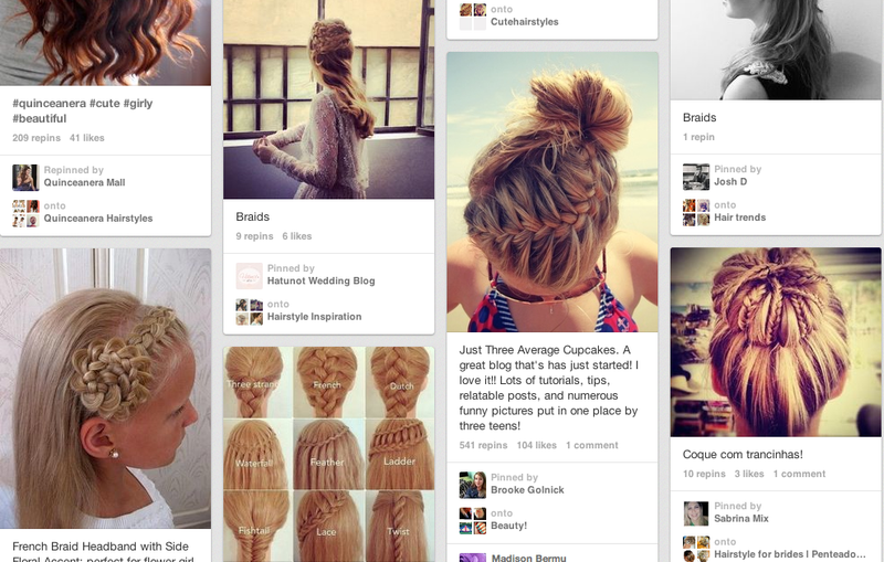 Whoa, Have You Guys Heard About This Cool New Hairstyle, the 'Braid'?