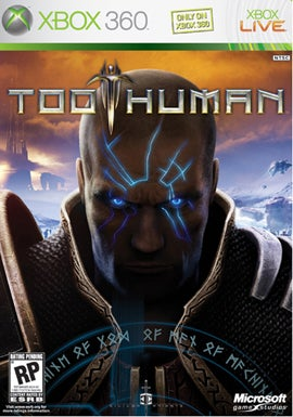 It Finally Happened. Too Human Went Gold.