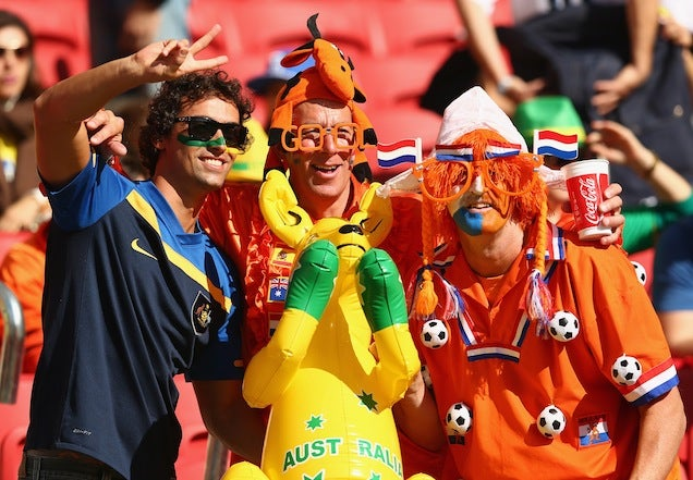 Your Australia-Netherlands Open Thread