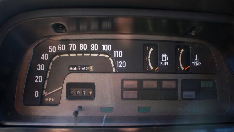 Ronald Reagan's Subaru BRAT