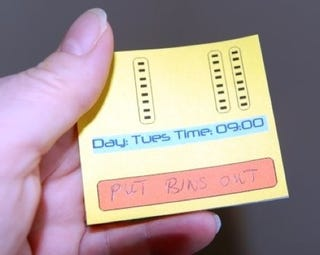 Ixp-Note is Post-It Note Of the Future: Digital, Alarming