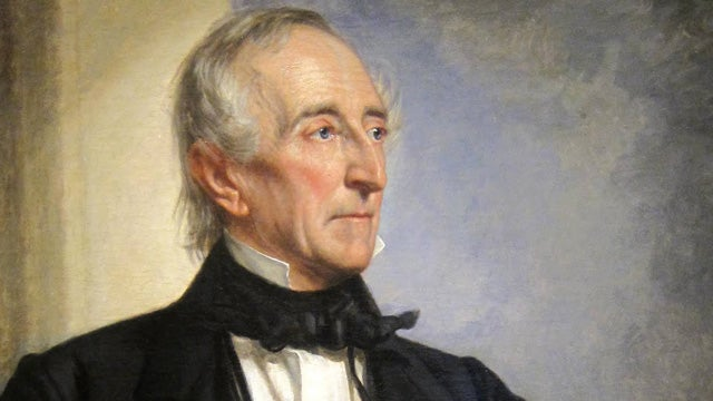 President John Tyler's Grandson is Still Alive and Has Delightful Political Opinions