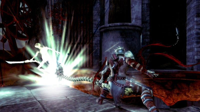 Frankenreview: Dante's Inferno