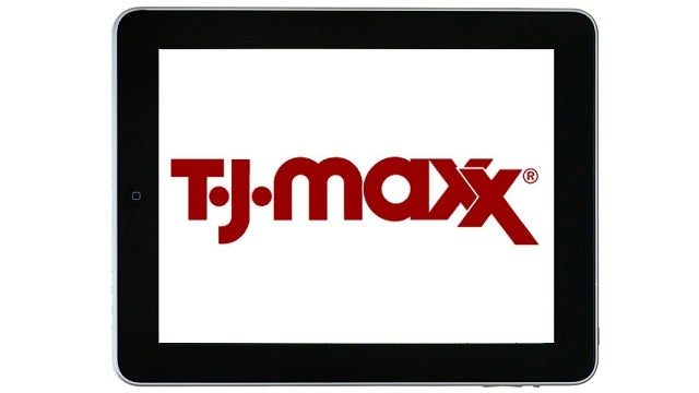 TJ Maxx Undercuts Everybody With iPad 2's for $400