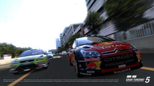 The 24-Hour Gran Turismo Race