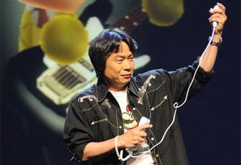 Iwata: Wii Music Didn't Reach Potential