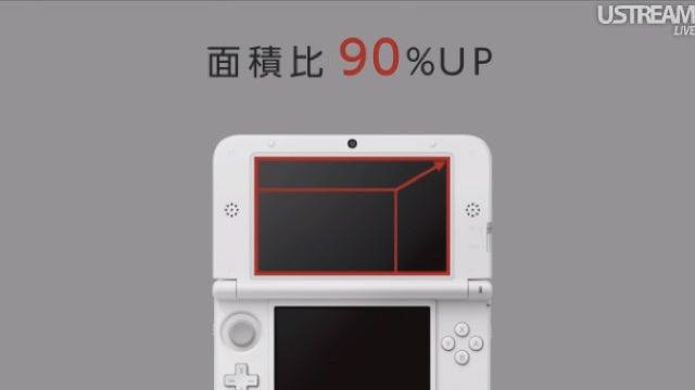 Nintendo Announces a New, Bigger 3DS. Meet the 3DS XL.