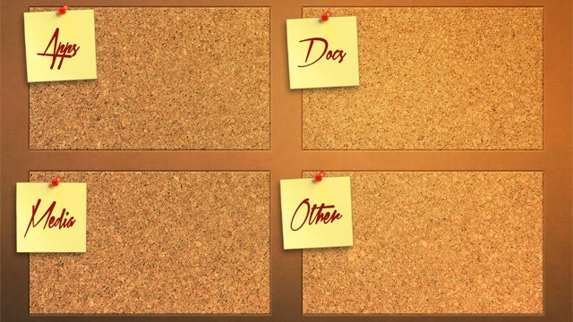 Keep Your Desktop Neat and Tidy With These Built-in Organization Wallpapers