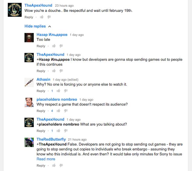 YouTube Leak Derails Launch Of Big PS4 Exclusive