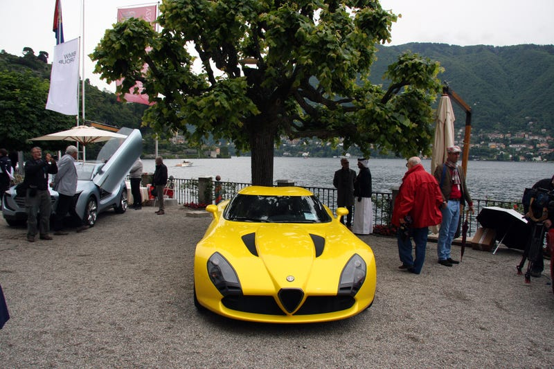 Turning The Viper Into An Alfa Romeo Was The Best Idea Ever