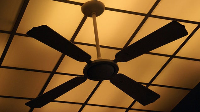 Switch Your Ceiling Fan's Spin Direction to Warm Your Home in the Winter